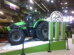Tractor of the Year 2013