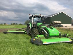 Deutz Fahr Discmaster 6.32FT
