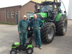 Deutz Fahr AT 6160 TTV